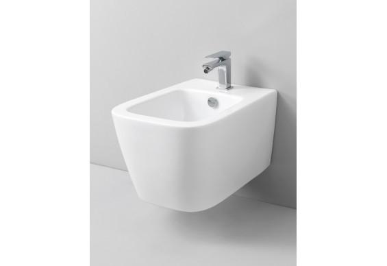 Підвісне біде ArtCeram A16 MINI, glossy white (ASB0030100)