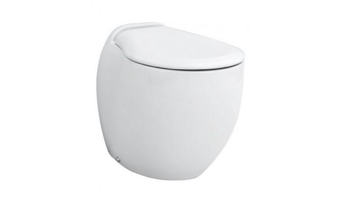 Підлоговий унітаз ArtCeram Blend, matt white (BLV0020500)