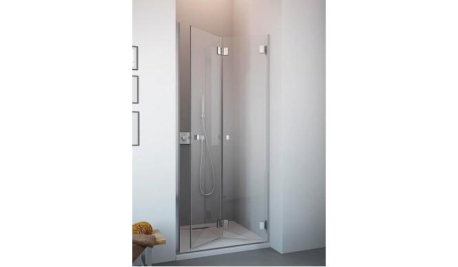 Душові двері в нішу Radaway Сarena DWB 70 праві, коричневе (34582-01-08NR)