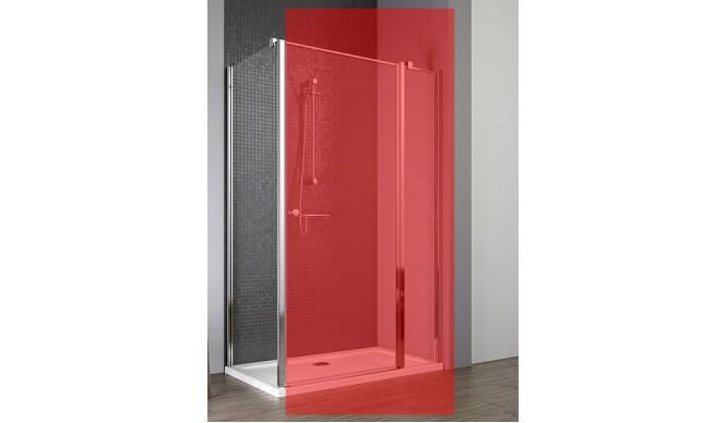 Бокова Стінка для душової кабіни Radaway Eos II S2 75 ліва, прозоре (3799429-01L)