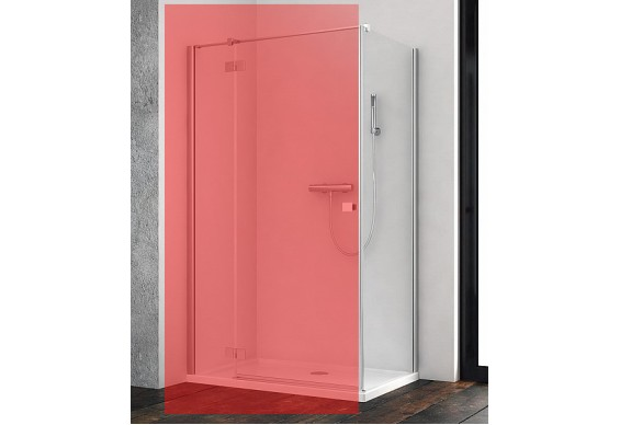 Бокова Стінка для душової кабіни Radaway Essenza New S1 90 (384050-01-01)