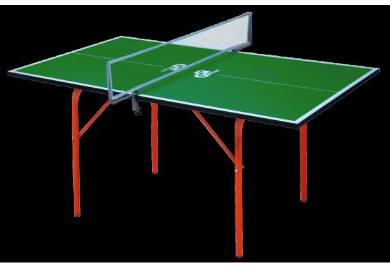 Стіл для настільного тенісу GSI-sport Junior 136x76x64 см Green