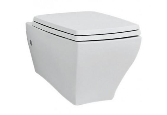 Підвісний унітаз ArtCeram Jazz, glossy white (JZV0010100)