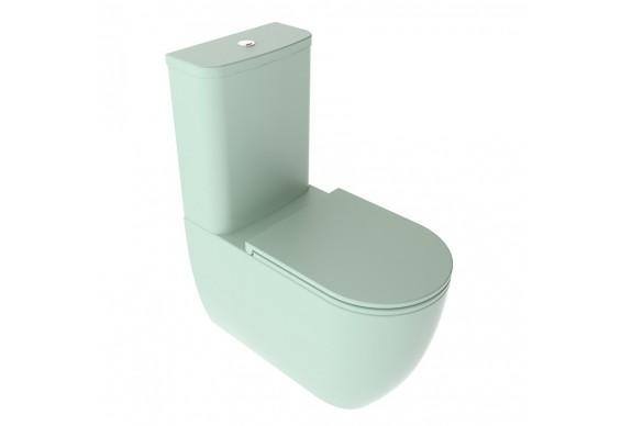 Унітаз моноблок GSG LIKE 69 см Smart Clean matt Water (LKMBL025)