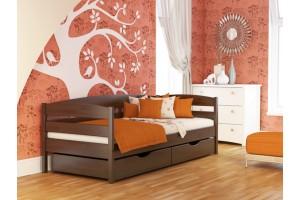Дитяче ліжко Естелла Нота Плюс 90х190 буковий масив (DL-04.2)