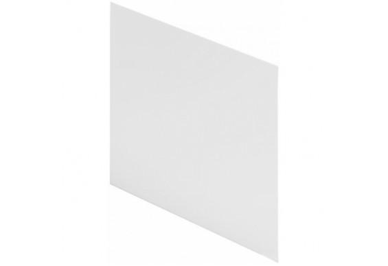 Бокова панель до асеметричниї ванн Excellent 60x58 см, біла (OBEX.060.58WH)
