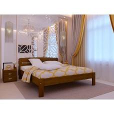 Двоспальне ліжко НеоМеблі Октавія С1 160х200 (NM19/200)