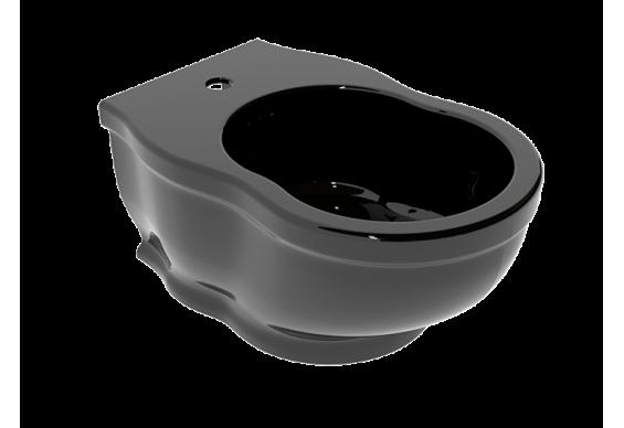 Підвісне біде GSG TIME 54 см glossy Black (TIBISO0020