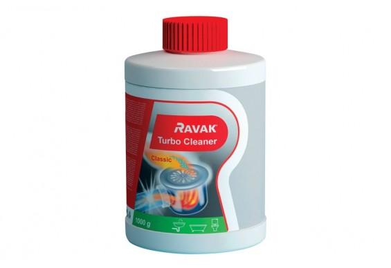Очисник відкладень Ravak Turbo Cleaner (1000 г) (X01105)