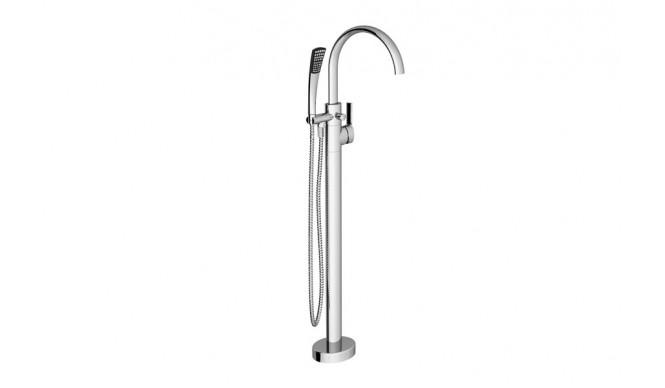 Змішувач для ванни, підлоговий Ravak Freedom FM 080.00 (X070059)