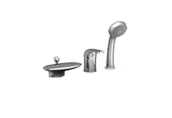 Змішувач для ванни водоспад Ravak Rosa RS 025.00 (X07P003)