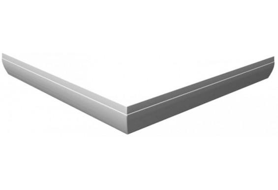 Панель для піддона Ravak Rerseus Pro-100 CHROME SET біла (XA83A001010)