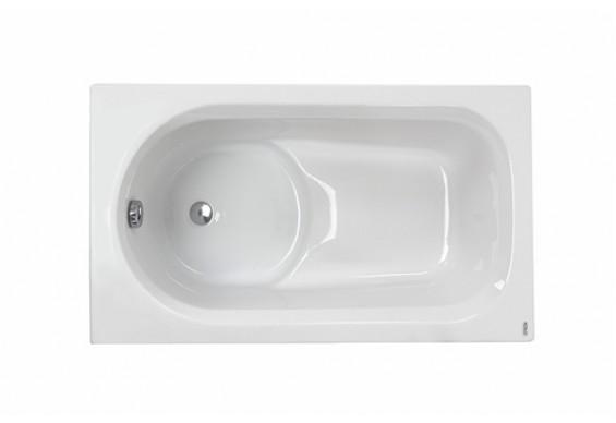 Ванна прямокутна Kolo Diuna 120x70 см (XWP3120000)
