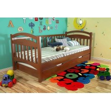 Дитяче ліжко Арбор Древ Аліса 90х200 сосна (ES90)