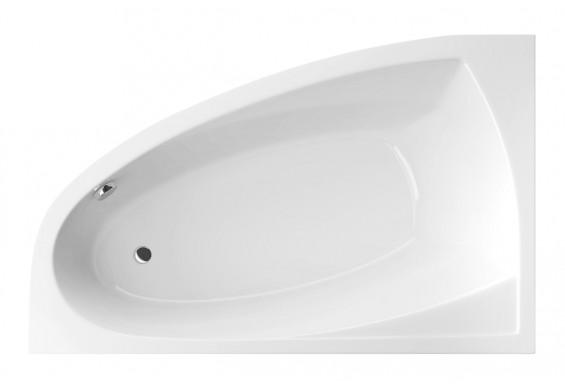 Ванна Excellent Aquaria Comfort 1600x1000 мм, ліва (WAEX.AQL16WH)