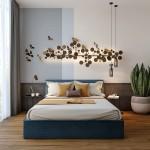 Двоспальне ліжко WoodSoft Kioto 160x190 (Kioto160190)
