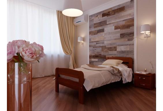 Односпальне ліжко НеоМеблі Октавія С2 80х200 (NM7/200)