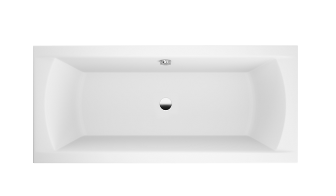 Ванна Polimat Ines 160x75 + ніжки (00302)