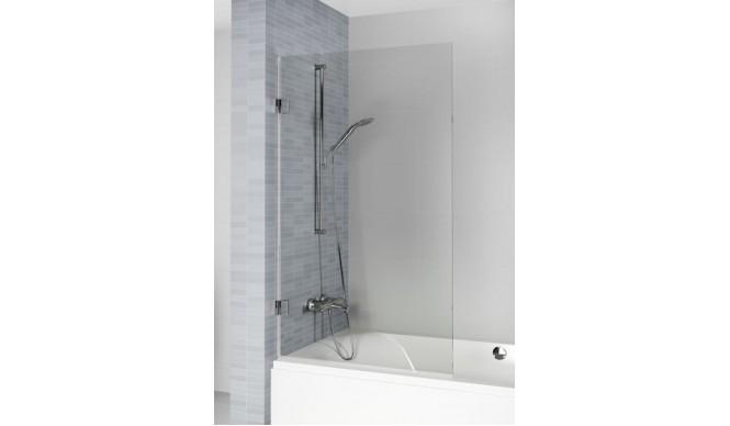 Шторка для ванни Riho SCANDIC M107, 800x1500 мм, ліва (GX0103201)