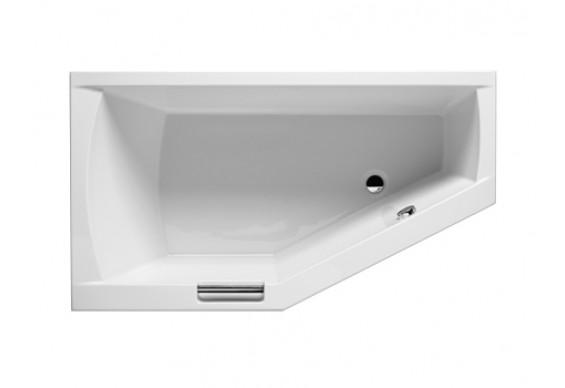 Ванна Riho Geta асиметрична 170x90 см, R (BA88)