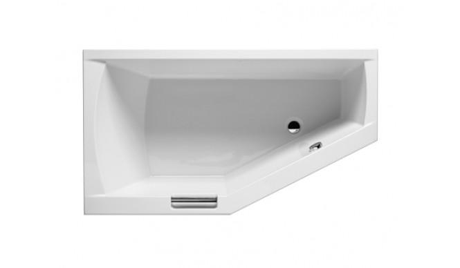 Ванна Riho Geta асиметрична 170x90 см, R + ніжки (BA88)