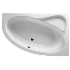 Ванна Riho Lyra асиметрична 153,5*100,5 см, L (BA68)