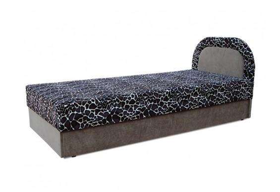 Односпальне ліжко ТМ Віка Рівєра 90x200 (VT90)