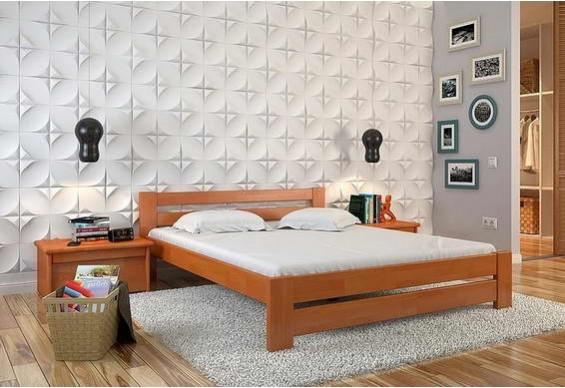 Двоспальне ліжко Арбор Древ Симфонія 180х200 сосна (SS180)