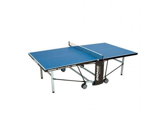 Тенісний стіл Donic Outdoor Roller 1000/ Blue (230291)