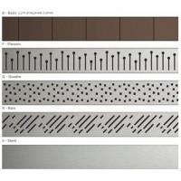 Лінійний трап Radaway, для укладання плиткою від 5 до 7мм, 1150мм (5L115B)