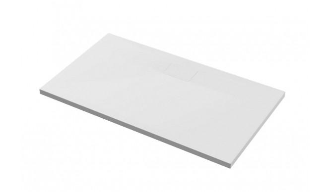Піддон прямокутний EXCELLENT Zero 1600x800, низький (BREX.1203.160.080.WHN)