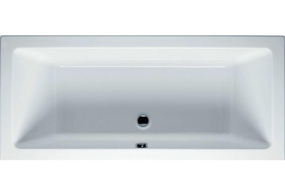 Ванна Riho Lugo пряма 170x75 см + ніжки (BT01)