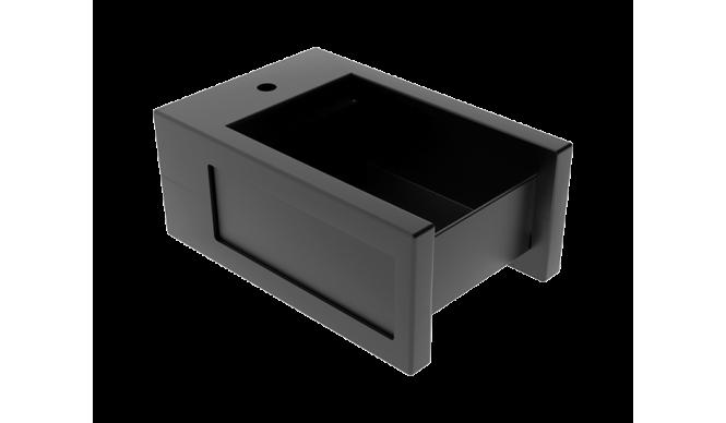 Підвісне біде GSG BOX 53 см matt Black (BXBISO003)