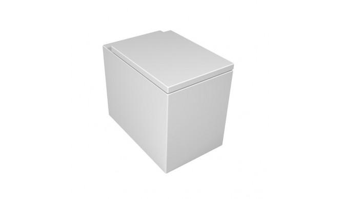 Підлоговий унітаз GSG BOX 53 см white glossy (BXWC01000)