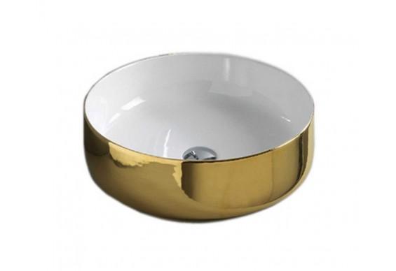 Умивальник на стільницю ArtCeram Cognac 42, gold (COL0010156)