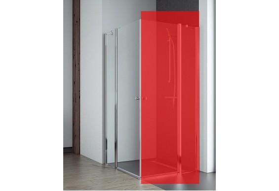 Ліва частина душової кабіни Radaway Eos II KDD 100, прозоре (3799462-01L)