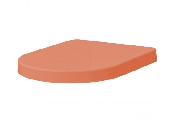 Сидіння soft-close з кришкою для унітазу ArtCeram File 2.0, orange cameo (FLA00213)