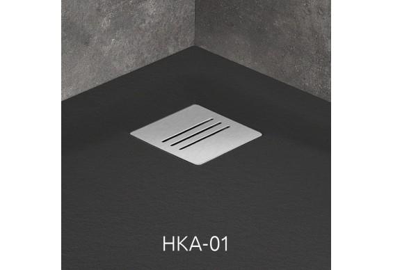 Решітка для піддону Radaway Kyntos Grid сталь/інокс (HKA-01)