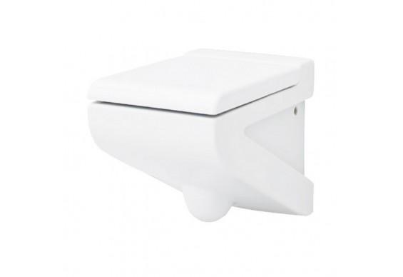 Підвісний унітаз ArtCeram La Fontana, matt white (LFV0010500)