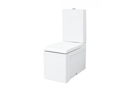 Унітаз моноблок ArtCeram La Fontana, matt white (LFV0030500)