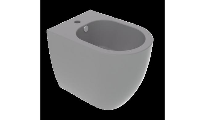 Підлогове біде GSG LIKE 52,5 см matt Cement (LKBI01020)