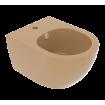 Підвісне біде GSG LIKE XXS 48,5 см matt Chestnut (LKBISOXXS017)