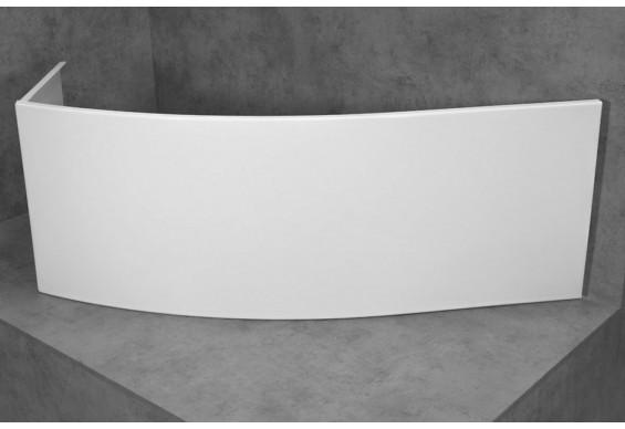 Панель до ванни Excellent Magnus асемитрична 150х55 см права, біла (OBEX.MGP15)