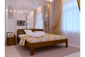 Двоспальне ліжко НеоМеблі Октавія С1 180х200 (NM20/200)