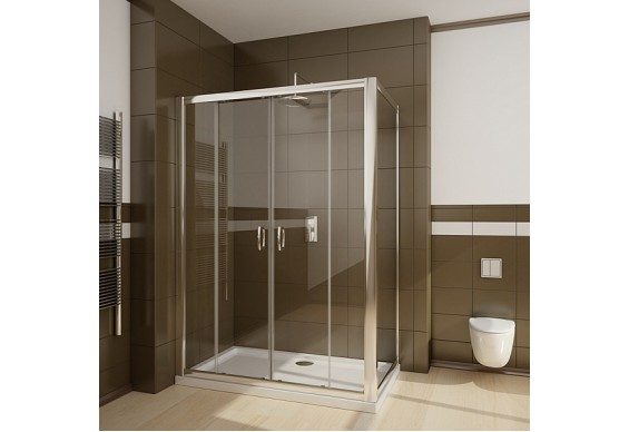 Бокова Стінка для душової кабіни Radaway Premium Plus S 100 (33423-01-01N)