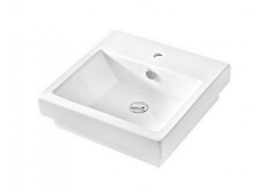 Врізний умивальник ArtCeram Fuori incasso, white (TFL0240100)