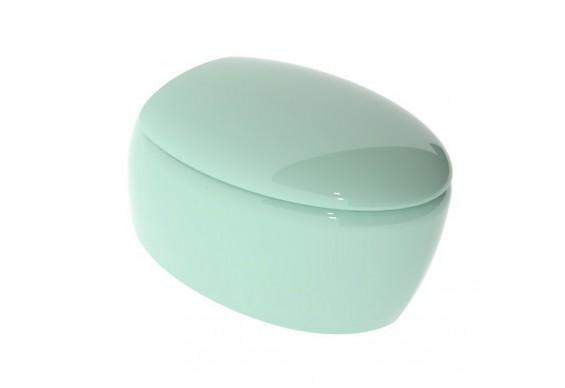 Підвісний унітаз GSG TOUCH 55 см Smart Clean glossy Water (TOWCSOSC024)