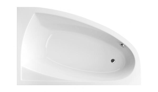Ванна Excellent Aquaria Comfort 1600x1000 мм, права + ніжки (WAEX.AQP16WH)