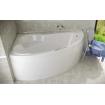 Акрилова ванна Besco Ada 160x100 L, асиметрична (WAA-160-NL)