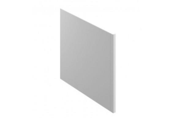 Бокова панель для ванни Polimat 100 см, білий (00692)